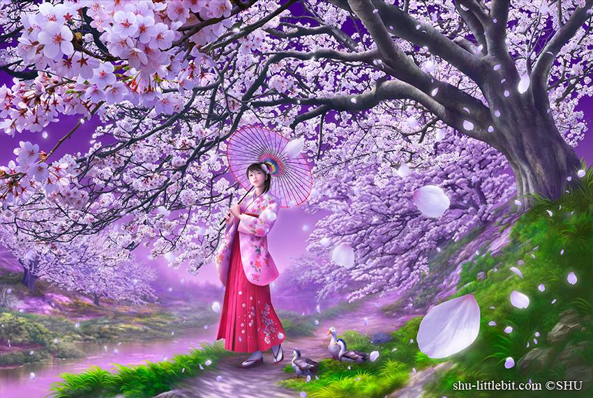 桜風 Sakurakaze