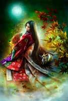 紅珠藻姫-くずもひめ- 500ピース