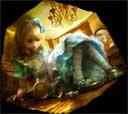 Alice in rabbit room うさぎ部屋のアリス