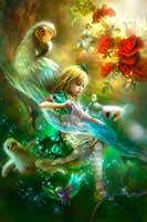 涙の海のアリス