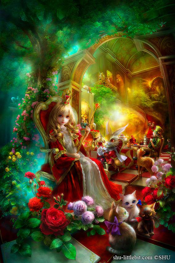 Queen Alice クイーン アリス