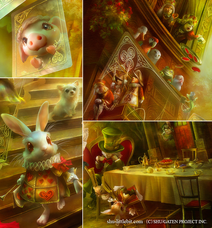 Alice in wonderland an xrated musical fantasy 6